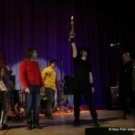 Концерт в Екатеринбурге, 2009