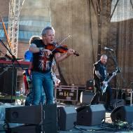 Концерт в Череповце на День Химика (26.05.2018)
